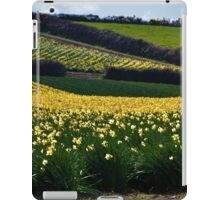 A Host of Golden Daffodils.... iPad Case/Skin