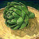 Spring Artichoke by bernzweig