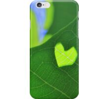 Natural Love - Heart of Life iPhone Case/Skin