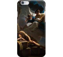 Ubaldo Gandolfi - Selene and Endymion iPhone Case/Skin