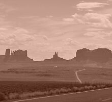 Monument Valley by mathley