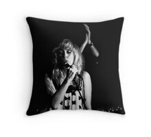 The hands have it. Throw Pillow