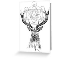 Dream Desires Greeting Card