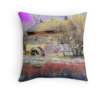 Grant's Mill 3 Throw Pillow