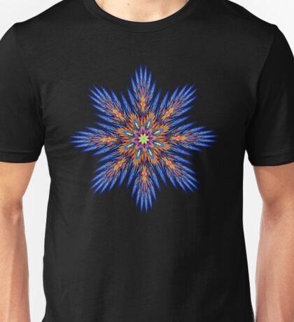 'FeatherFlower 005' Unisex T-Shirt