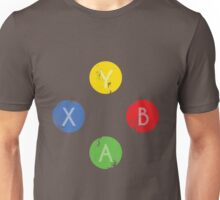 Pushing Buttons // Xbox Unisex T-Shirt