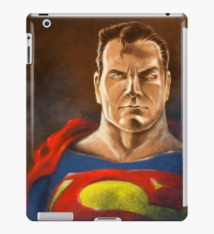 S-MAN HERO iPad Case/Skin