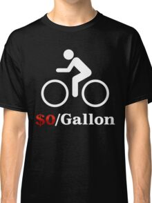Bicycle Save Earth Classic T-Shirt