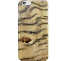 Wood Texture - Natural Background of Grain iPhone Case/Skin