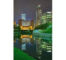 Spring Night-Omaha Photographic Print