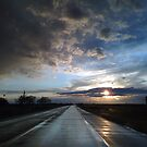 Storm Break... iPhone pic!!! by Jenny Ryan