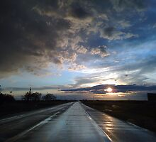Storm Break... iPhone pic!!! by Jenny Ryan