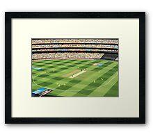 2015 ICC World Cup Final Framed Print