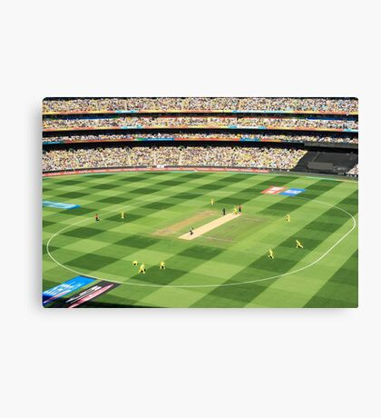 2015 ICC World Cup Final Canvas Print