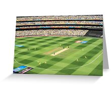 2015 ICC World Cup Final Greeting Card