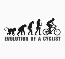 Bicycle Evolution by CrazyDog