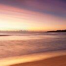 Tathra Beach at Sunrise by Fran53