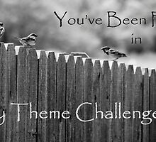 Featured in Weekly Theme Challenge by Jenny Ryan