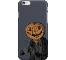 Jack's Revenge II iPhone Case/Skin