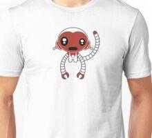 Robot Monkey Unisex T-Shirt