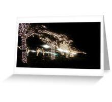 The Urban Lights Greeting Card