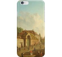 View of Lubyanka - Fyodor Alekseyev iPhone Case/Skin