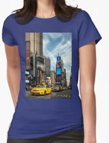 Yellow Taxi Times Square New York T-Shirt