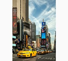 Yellow Taxi Times Square New York Unisex T-Shirt