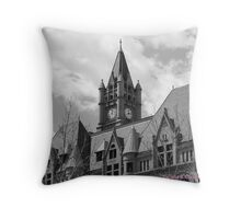 Landmark Center Throw Pillow
