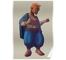 Tasqara - a thieving dwarrowdam Poster