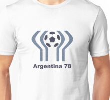 World Cup 1978 Unisex T-Shirt