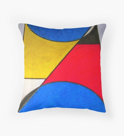 *PRIMARY ABSTRACT* Throw Pillow
