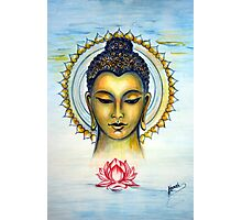 Buddha Bliss Photographic Print