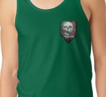 Rustic 205th Logo Tank Top