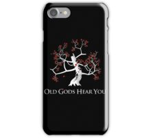Old Gods Hear You iPhone Case/Skin