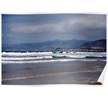 Ocean Breeze Poster