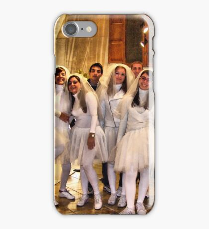 BRIDE PROMOTION GROUP iPhone Case/Skin