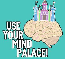 USE YOUR MIND PALACE by nimbus-nought
