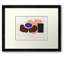 Abstract #1 Framed Print