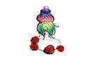 Cupcake princess or Marie-Antoinette by studinano