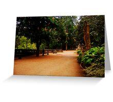 Help me Find my Path Greeting Card
