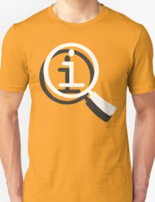Qi quite interesting funny geek nerd T-Shirt