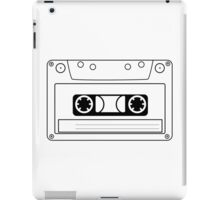 Cassette Tape iPad Case/Skin