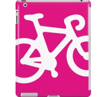 Pink Bike iPad Case/Skin