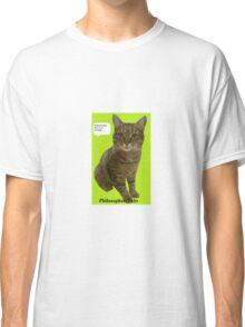 Philosopher Tabs Classic T-Shirt