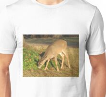 Snack Time for the Deer Unisex T-Shirt