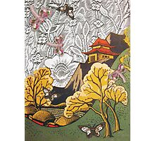 Japanesey Photographic Print