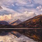 Loch Duich Sunrise by OpalFire