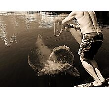 Dive Photographic Print
