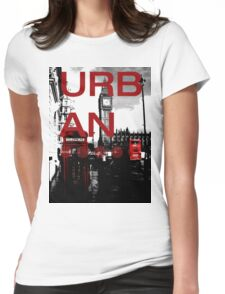 Bonkers - Urban London Womens Fitted T-Shirt